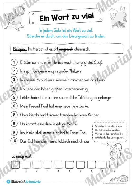 MaterialPaket Herbst (Vorschau 10)