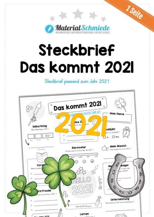 Steckbrief: Das kommt 2021 (Vorschau)