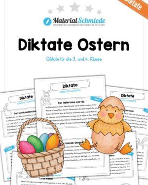 10 Diktate zu Ostern