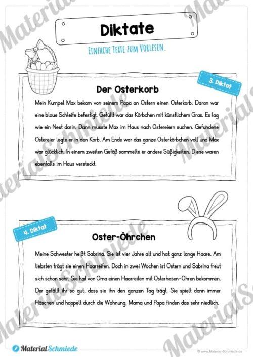 10 Diktate zu Ostern (Vorschau 02)