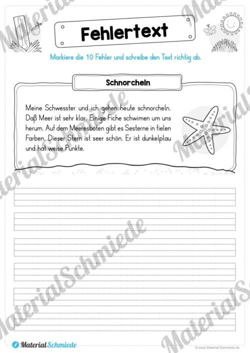 10 Fehlertexte zum Sommer (Vorschau 04)