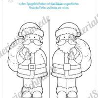 fehlersuchbilder für kinder weihnachten / fehlersuche 5 medienwerkstatt wissen c 2006 2017