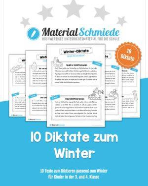 10 Diktate zum Winter