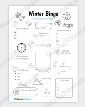 Bingo Winter
