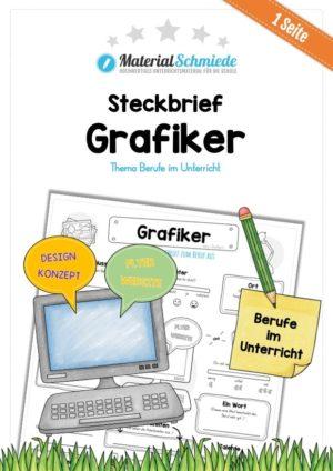 Steckbrief Grafiker