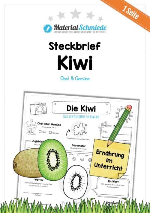 Steckbrief Kiwi