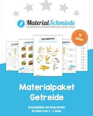 MaterialPaket: Getreide