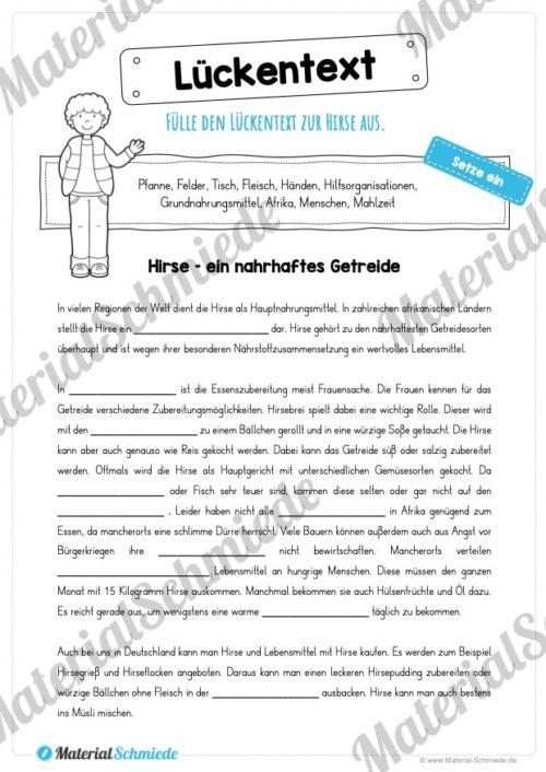 MaterialPaket: Getreide Hirse (Vorschau 08)