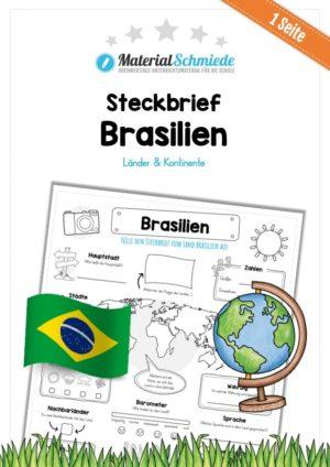 Steckbrief Brasilien