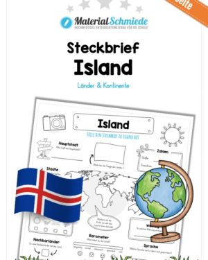 Steckbrief Island