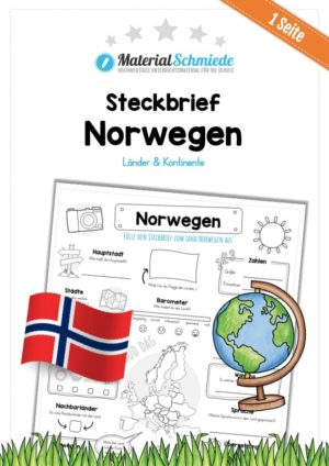 Steckbrief Norwegen