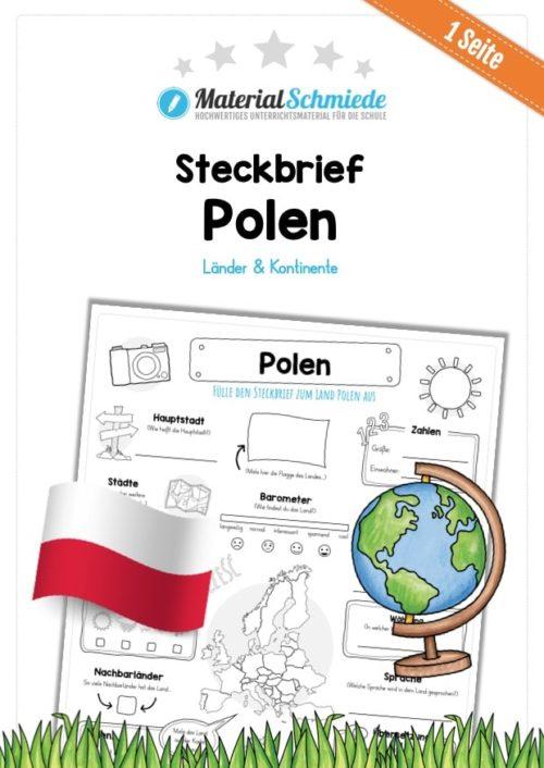 Steckbrief Polen