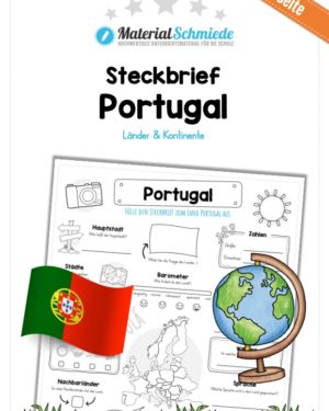 Steckbrief Portugal