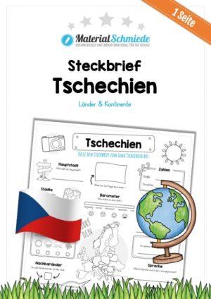 Steckbrief Tschechien