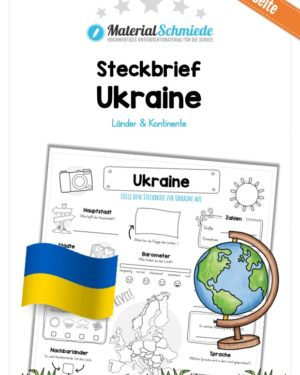 Steckbrief Ukraine