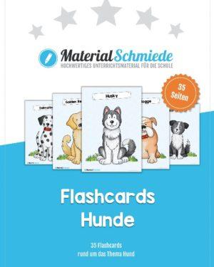 35 Flashcards Hunde & Hunderassen