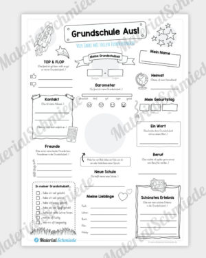 Steckbrief: Grundschule Aus!