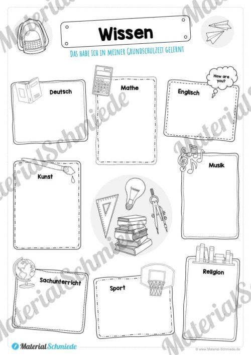 Abschlusszeitung Grundschule (Vorschule 06)