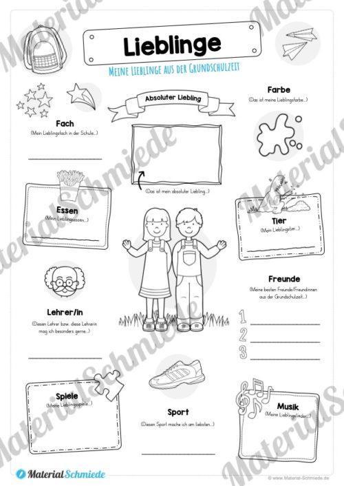 Abschlusszeitung Grundschule (Vorschule 09)