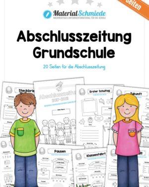 Abschlusszeitung Grundschule